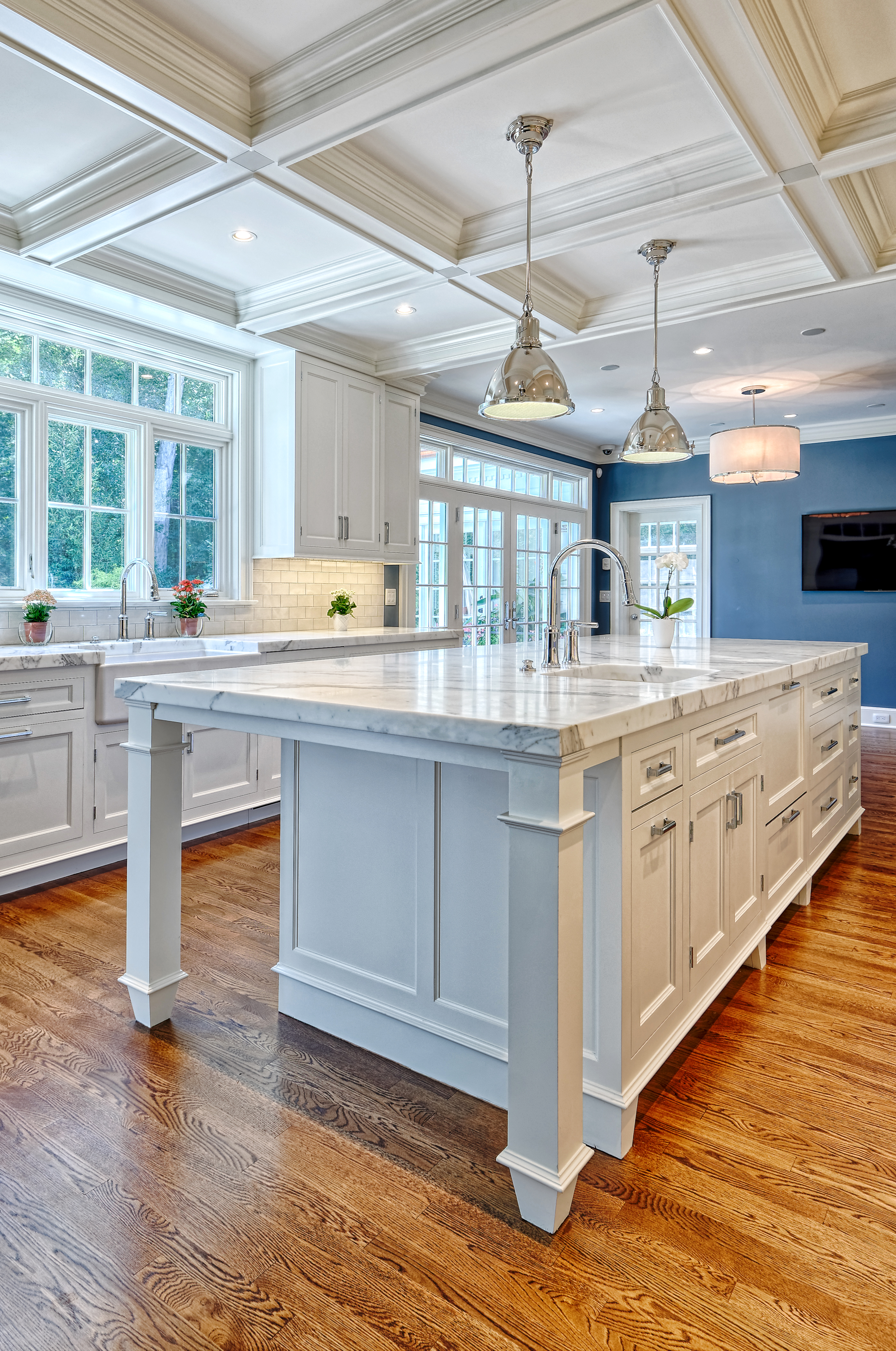 Fairfield Kitchen Renovation by Domus Constructors, LLC