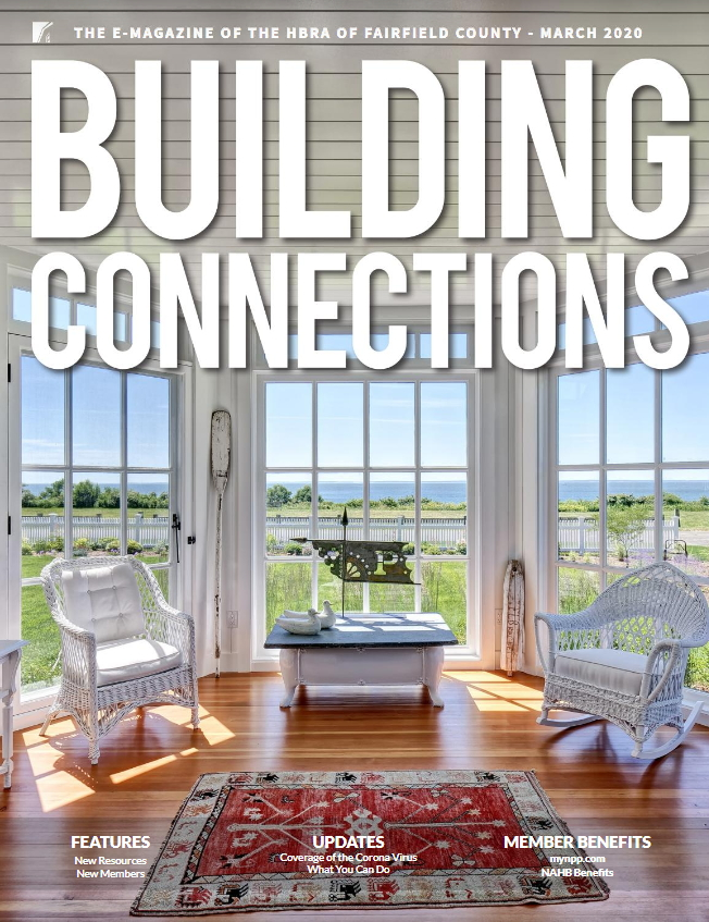 Building Connections Magazine - March 2020